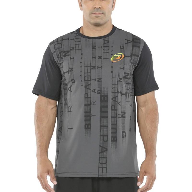 Camiseta Bullpadel Tepompo Negra