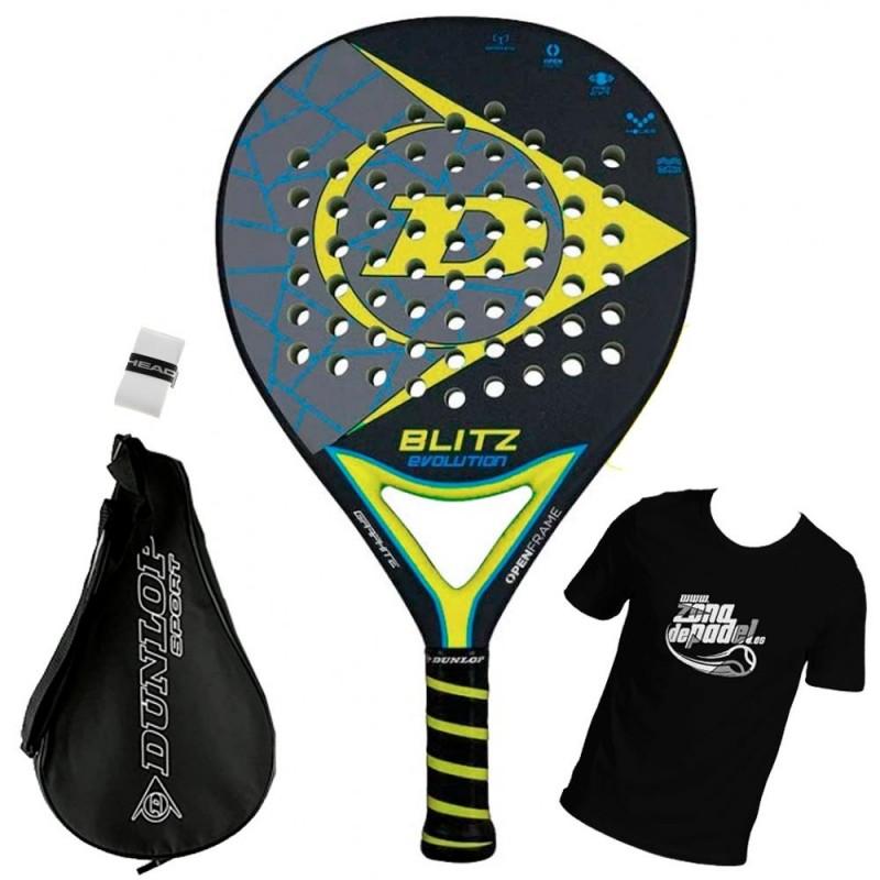 Dunlop Blitz Evolution Yellow 2021
