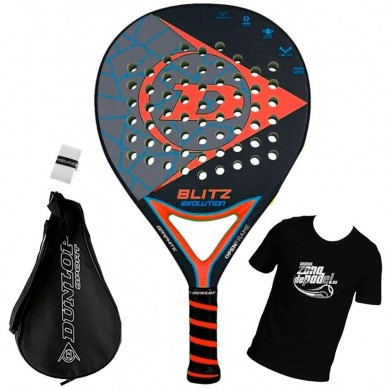Dunlop Dunlop Blitz Evolution Orange 2021