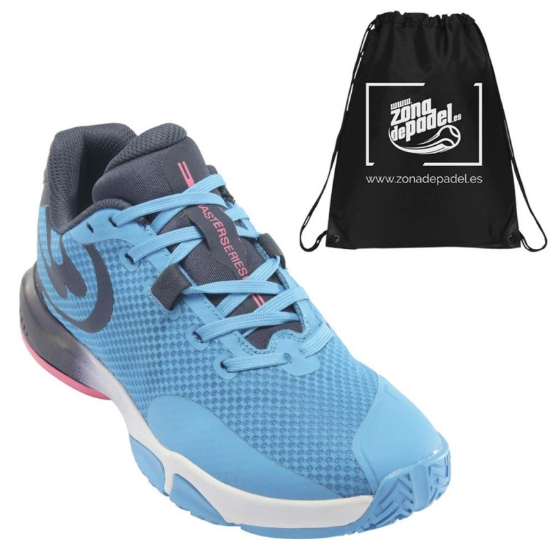 Zapatillas Bullpadel Vertex Hybrid Fly 21V Azul