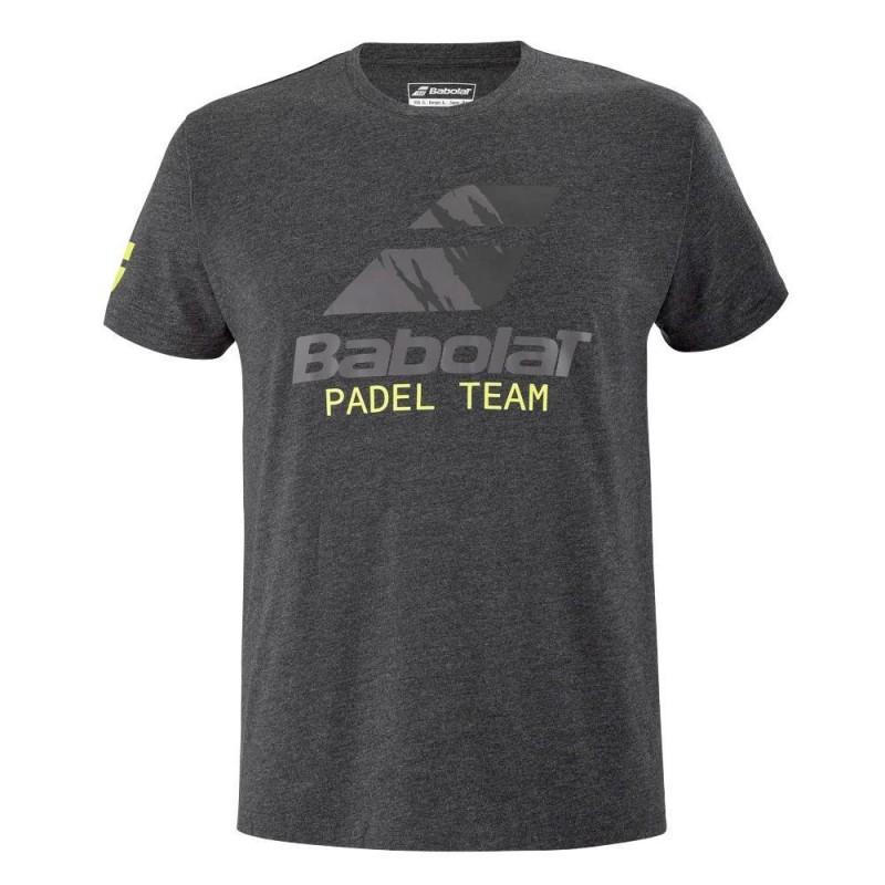 Camiseta Babolat Cotton TEE Men Black