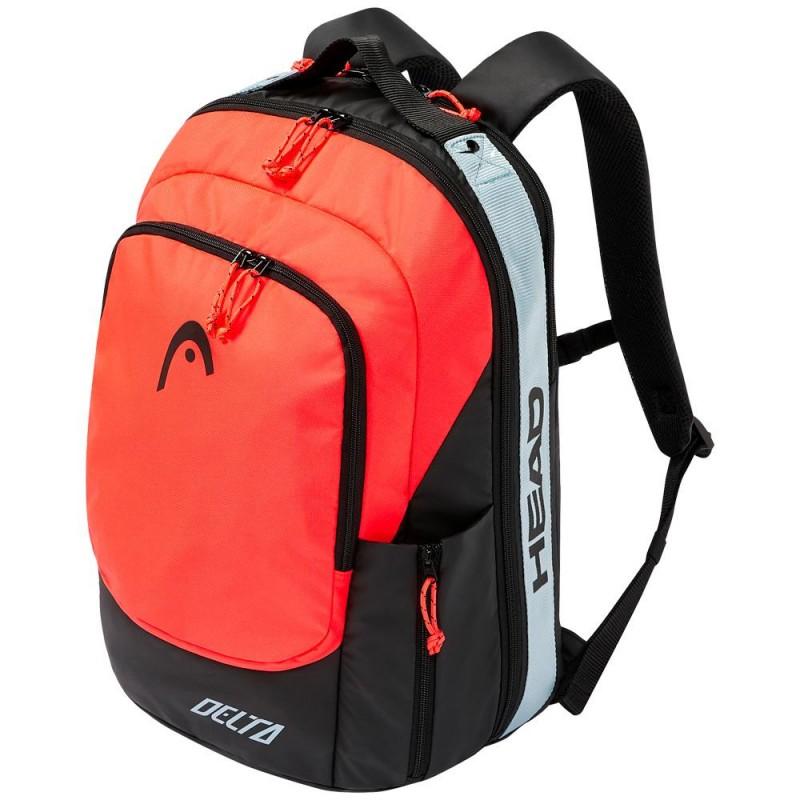 Mochila Head Delta Backpack Orange 2021