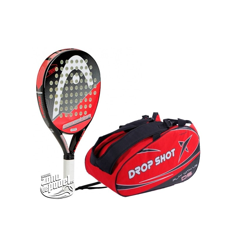 pack de padel comunión Head Evolution