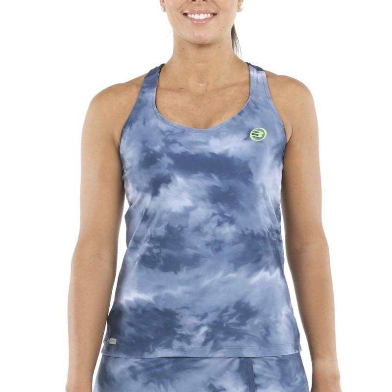 Camiseta Tirantes Bullpadel Egia Oceano Profundo