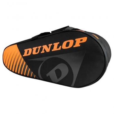 Dunlop Paletero Dunlop Termo Play Negro y Naranja 2020