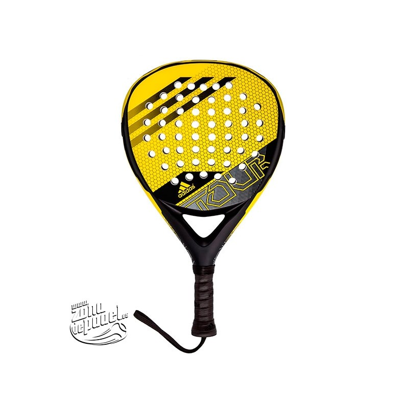 pala Adidas Fast Attack Tour Yellow