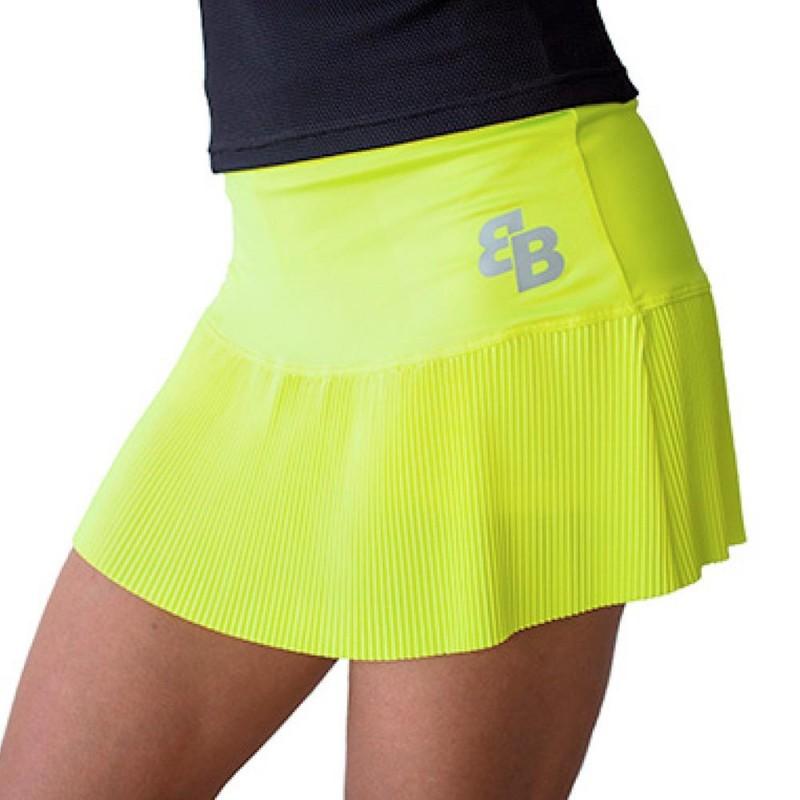 Falda BB Wimbledon Yellow