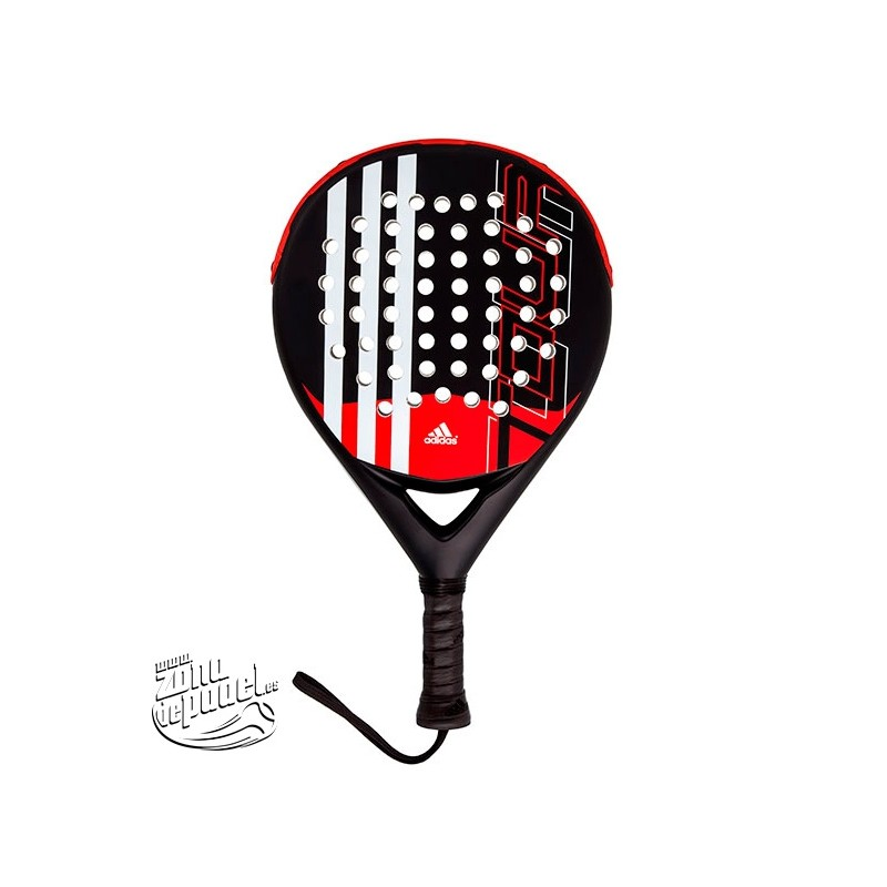 pala Adidas Power Precision Tour Black