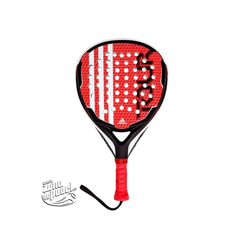 pala Adidas Power Attack Tour Roja