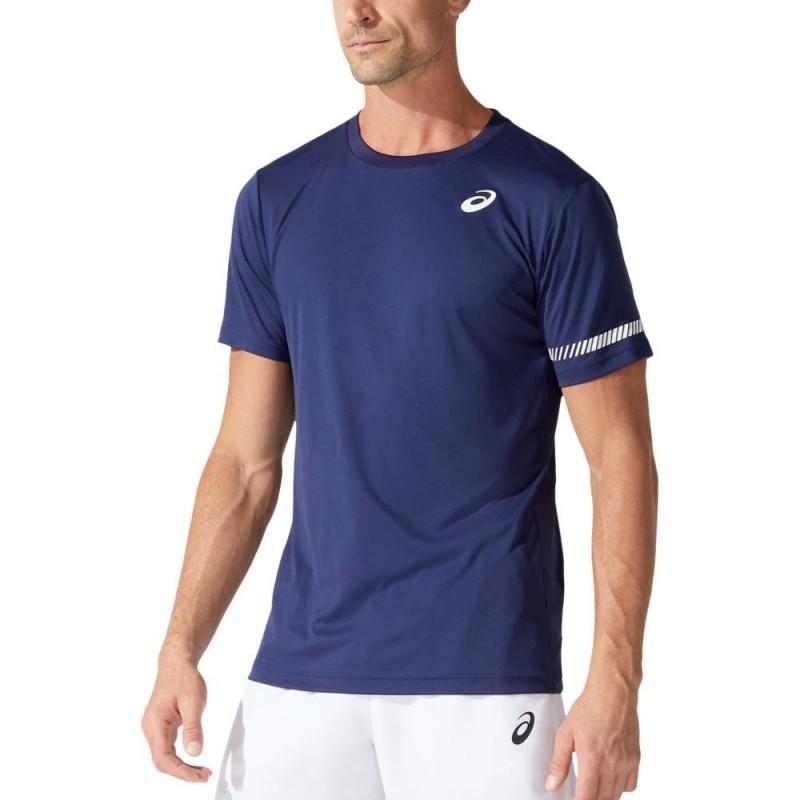 Camiseta Asics Court SS TEE Peacoat