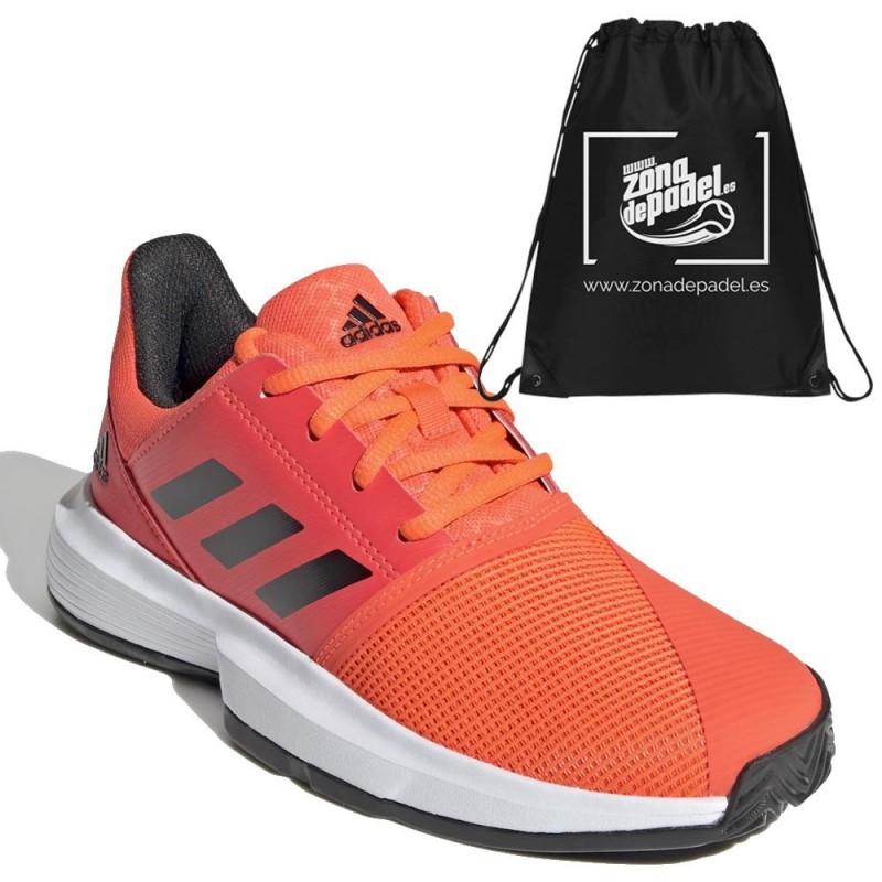 Zapatillas Adidas CourtJam XJ Coral 2021