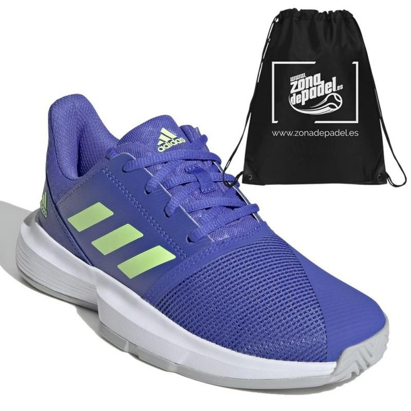 Zapatillas Adidas CourtJam XJ Blue 2021