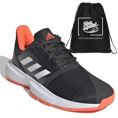Adidas Adidas CourtJam XJ Black Solred 2021
