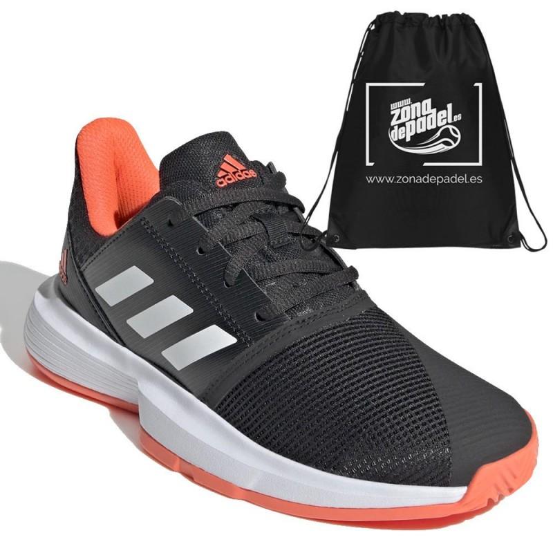 Zapatillas Adidas CourtJam XJ Black Solred 2021