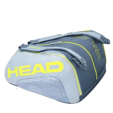 Head Paletero Head Tour Team Monstercombi Summer Grey Yellow