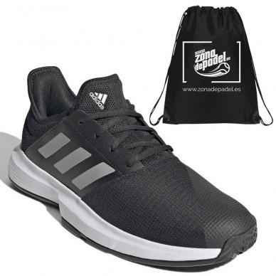 Adidas Adidas GameCourt M Black Silver 2021