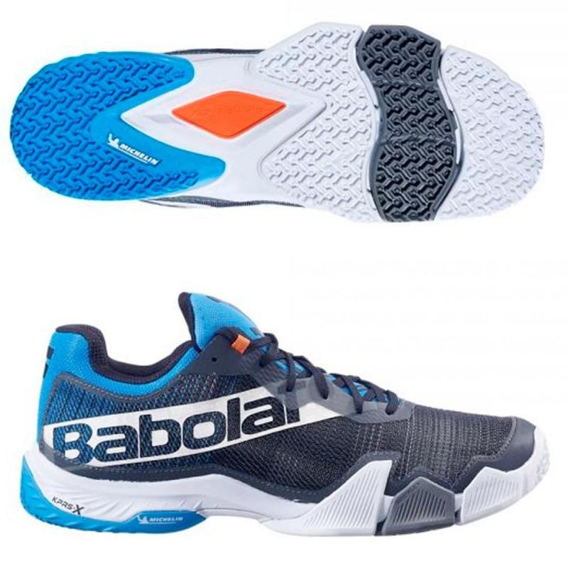 Zapatillas Babolat Jet Premura Men Black Blue 2022