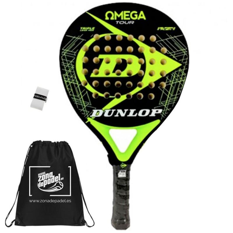 Dunlop Omega Tour Yellow 2020