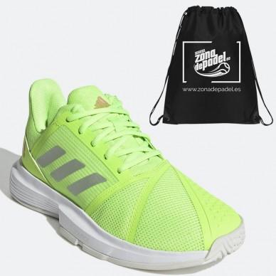 Adidas Adidas CourtJam Bounce W Verde Fluor 2021