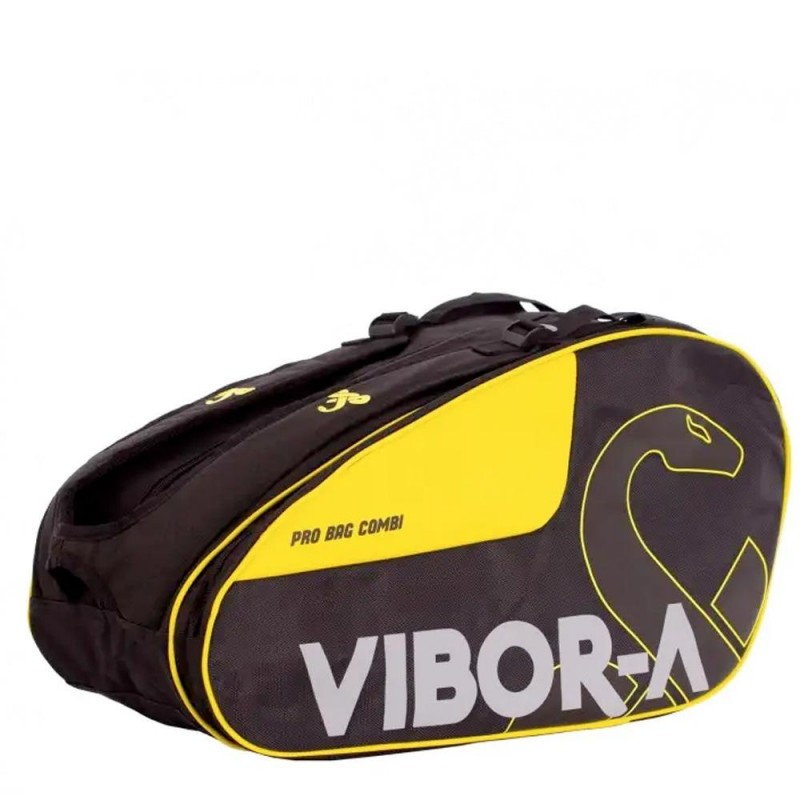 Paletero Vibora Pro Bag Combi Amarillo