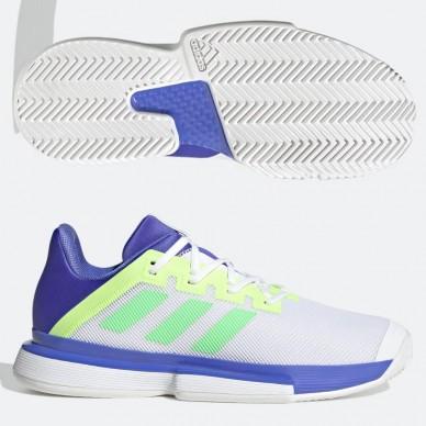 Zapatillas Adidas Solematch Bounce M Sonik White