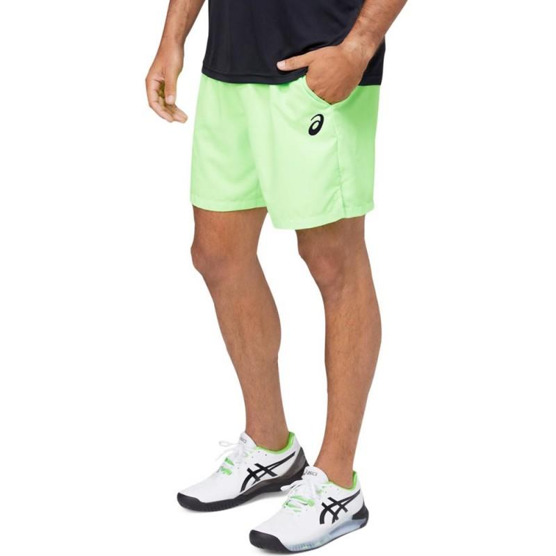 Pantalon Asics Court M 7IN Green Gecko