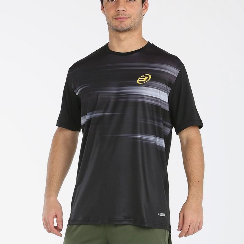 Camiseta Bullpadel Milan Negro