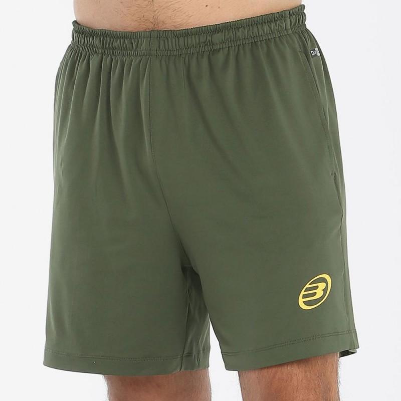 Pantalon Bullpadel Manaure Kaki
