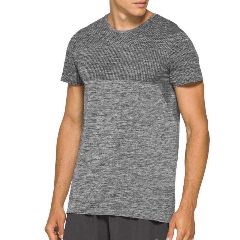 Camiseta Asics Race Seamless SS Performance Black