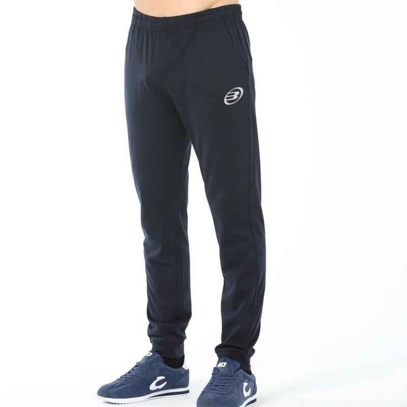 Pantalon Largo Bullpadel Luix Azul Marino