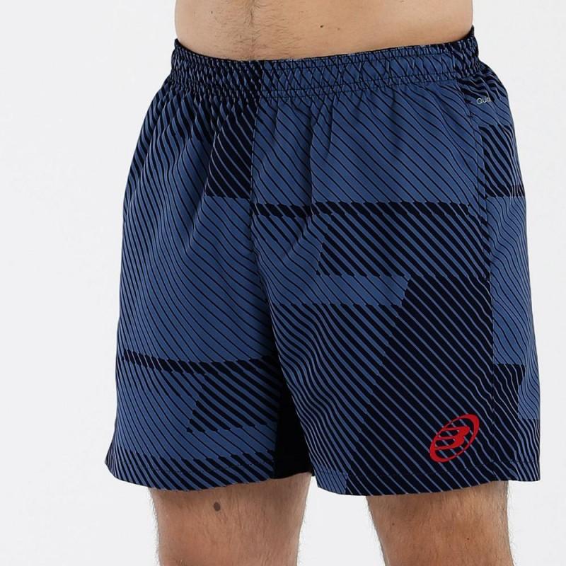 Pantalon Bullpadel Conrado Azul Lavado