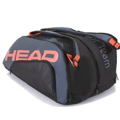 Head Paletero Head Tour Team Monstercombi Black Orange 2020