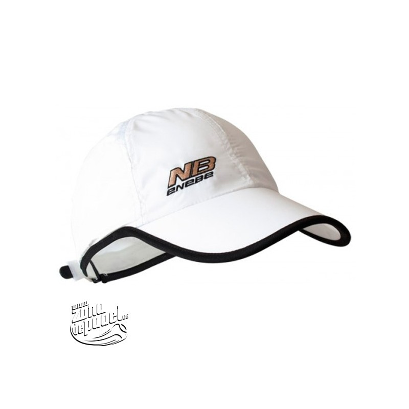 Comprar Gorra de padel Blanca NB - Zona de Padel 31cf20aaee3