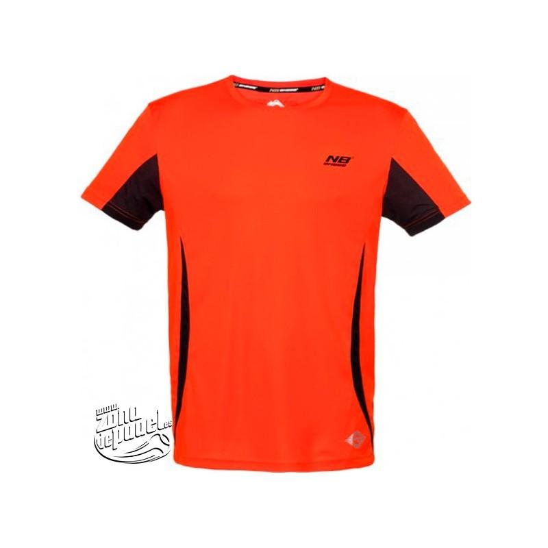 Camiseta enebe nb roja Seawer