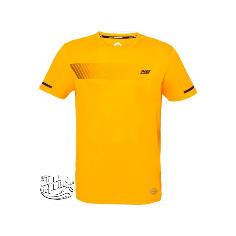 Camiseta Seal Men Naranja