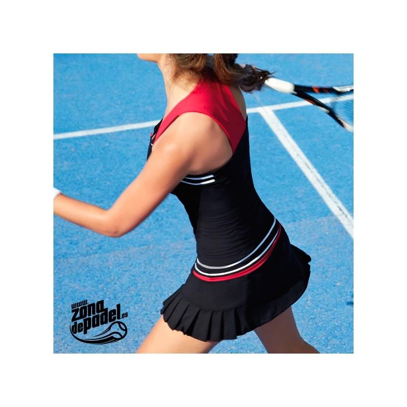 Vestido de padel Naffta Negro 2014