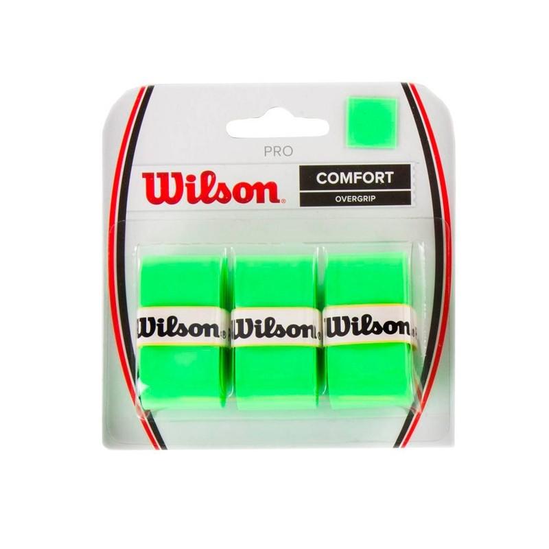 Overgrip wilson Comfort Verde