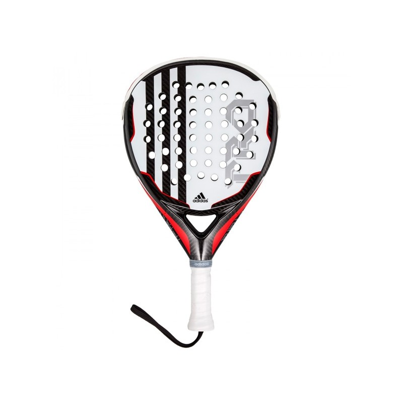 Pala Adidas Power Attack Pro blanca