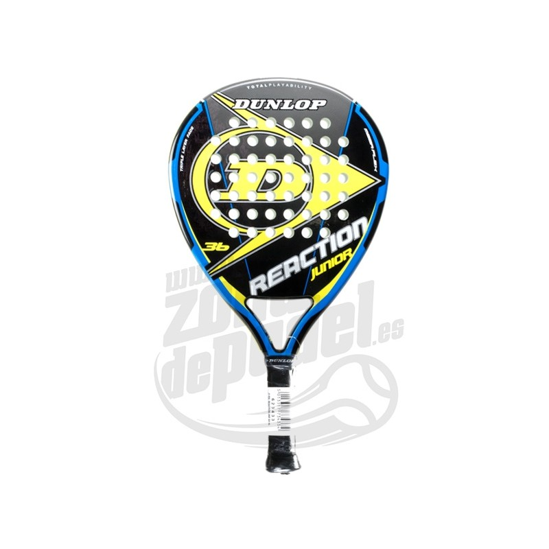 Pala Dunlop Reaction Junior 2015
