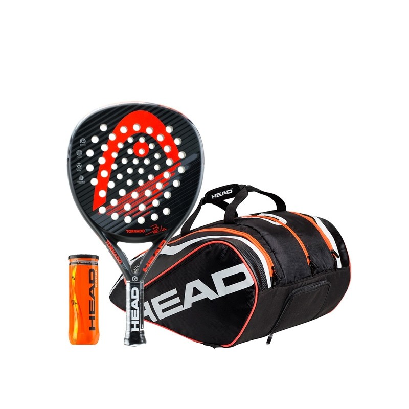 Pack head Tornado Graphene 2015