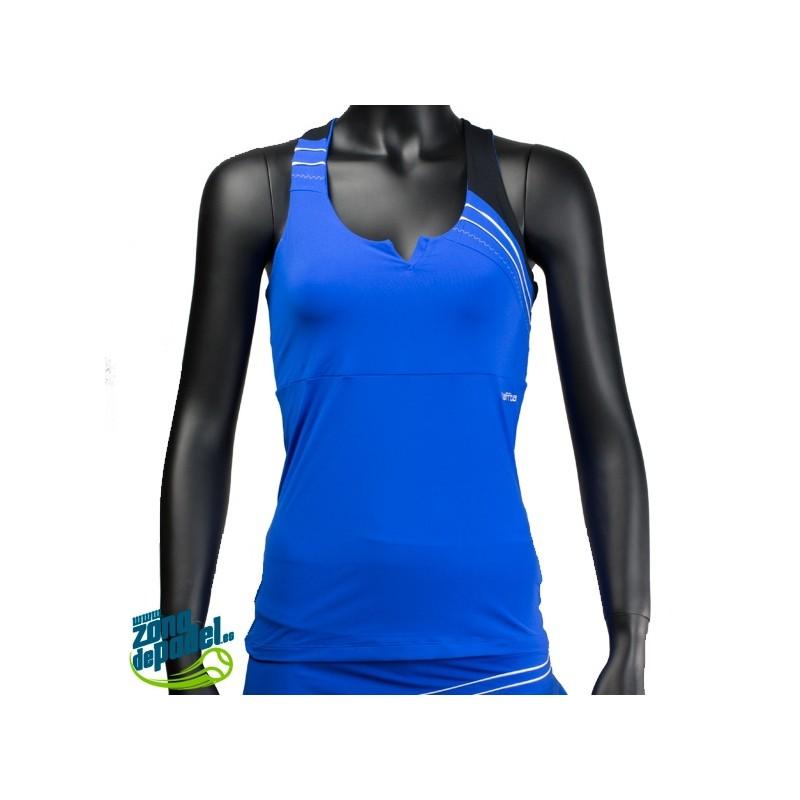 Camiseta naffta Asas CA536 Azul 2015