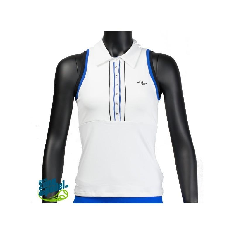 Camiseta naffta Asas CA531 Blanco 2015