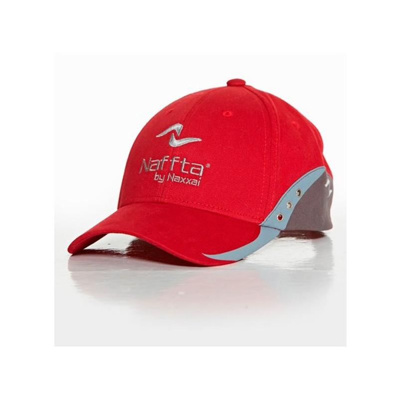 Comprar Gorra de Padel Naffta Roja - Zona de Padel 927e67bfdd8