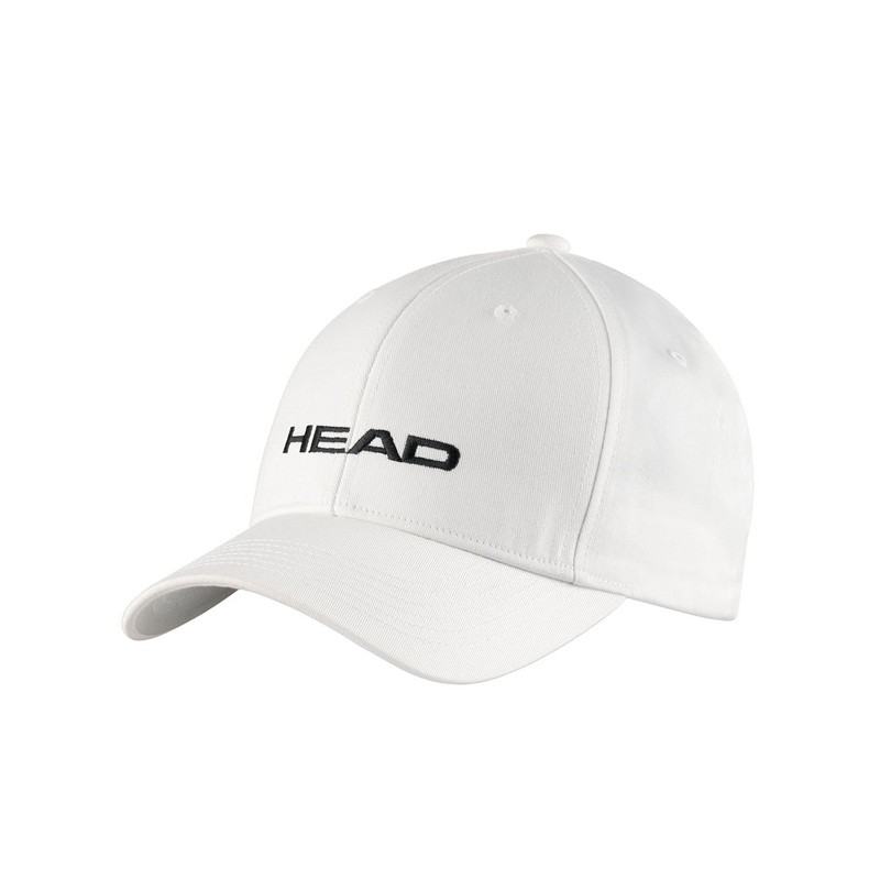 Gorra head blanca Promotion Cap