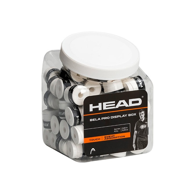 Cubo HEAD Ovegrips Bela Pro Display Box