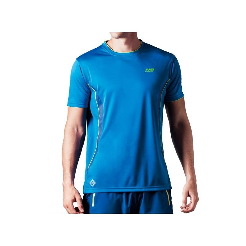 Camisetas nb Azul Zuriel