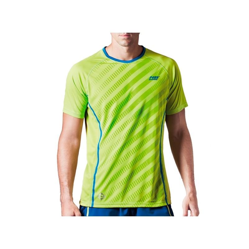 Camisetas nb Verde Zulen