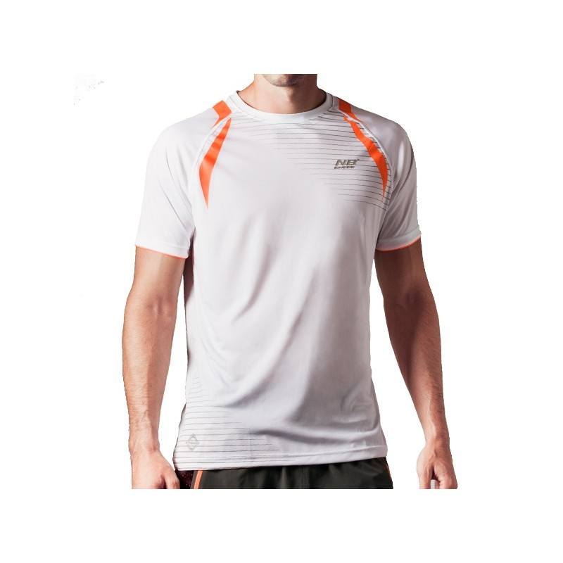 Camisetas nb blanca Zomar