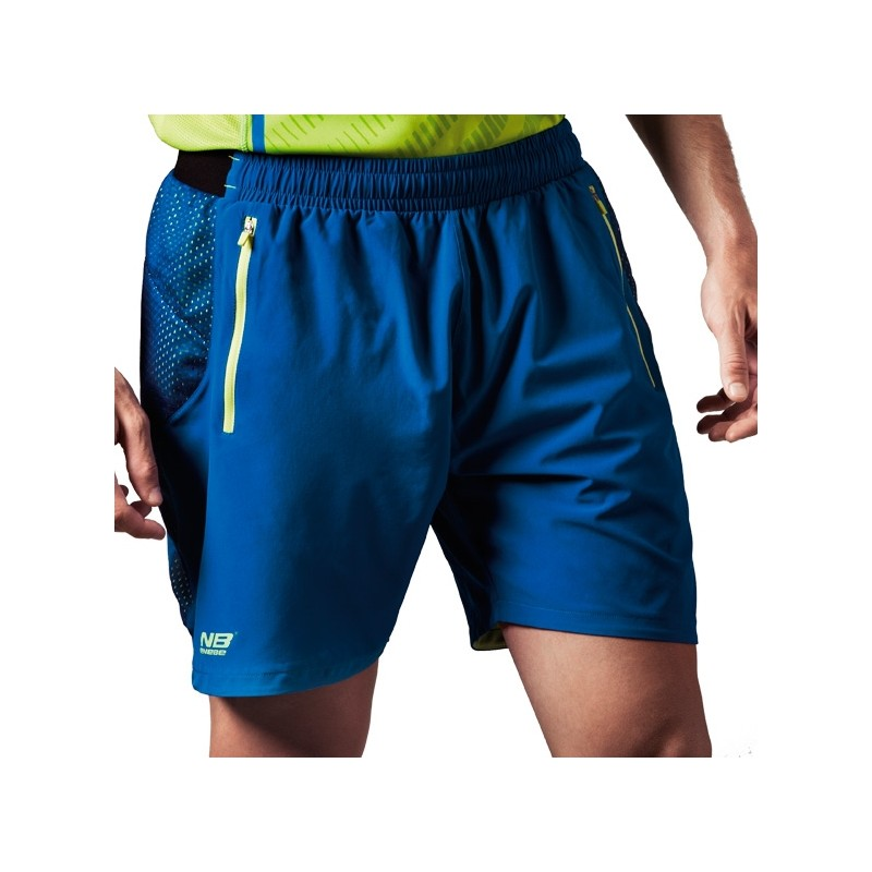 Pantalón corto nb Zirox Azul