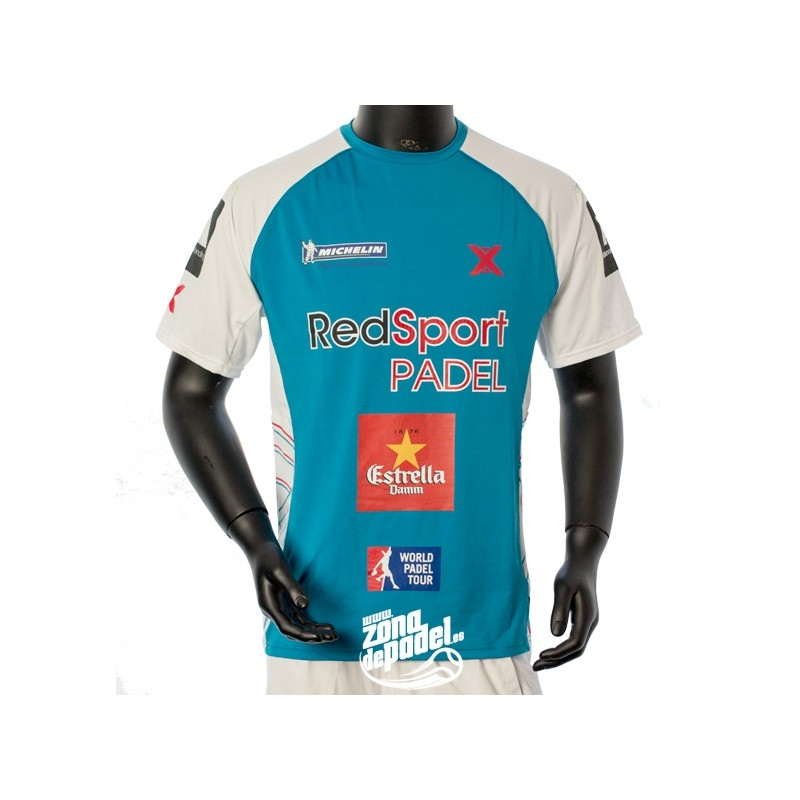 Camiseta nox Sponsor Blue Miguel Lamperti 2015